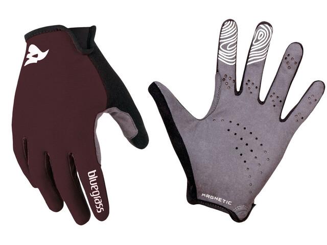 bluegrass Magnete Lite Gloves garnet
